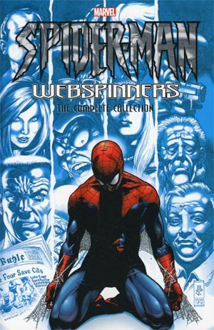 Spider-Man Webspinners Complete Collection TP