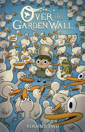 Over The Garden Wall Vol 2 TP