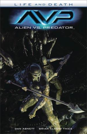 Alien vs Predator Life And Death TP