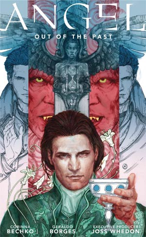 Angel Season 11 Vol 1 Out Of The Past TP