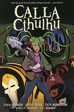 Calla Cthulhu Vol 1 TP