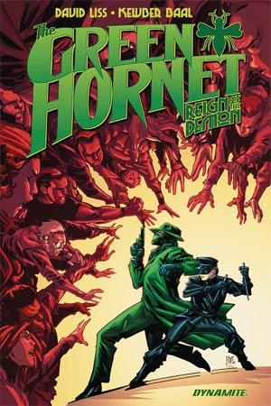 Green Hornet Reign Of The Demon TP