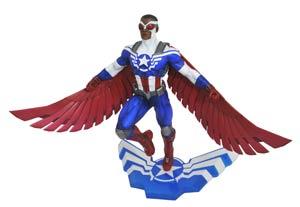 Marvel Gallery Captain America Sam Wilson PVC Figure