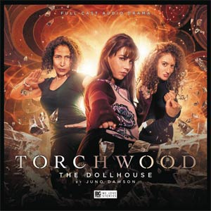 Torchwood Dollhouse Audio CD
