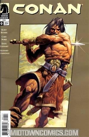 Conan The Legend #0 Cover A