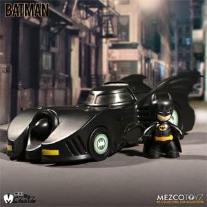 Mez-Itz 1989 Batman And Batmobile
