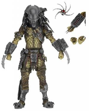 Predator Series 17 Serpent Hunter 7-inch Action Figure
