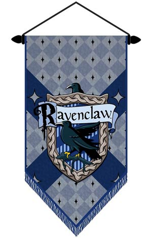 Harry Potter Wall Scroll - Ravenclaw