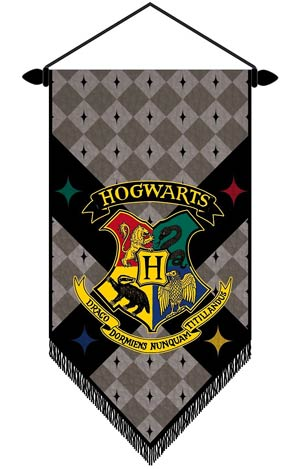 Harry Potter Wall Scroll - Hogwarts