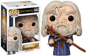 POP Movies 443 Lord Of The Rings Gandalf Vinyl Figure