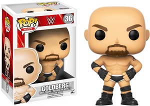 POP WWE 36 Goldberg Old School Vinyl Figure