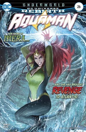 Aquaman Vol 6 #26 Cover A Regular Stjepan Sejic Cover
