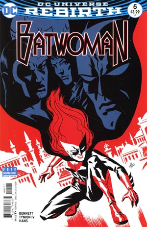 Batwoman Vol 2 #5 Cover B Variant Michael Cho Cover