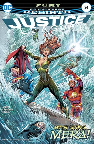 Justice League Vol 3 #24 Cover A Regular Paul Pelletier & Sandra Hope Cover