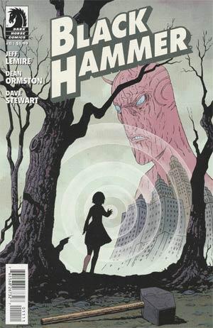 Black Hammer #11 Cover A Regular Dean Ormston Cover