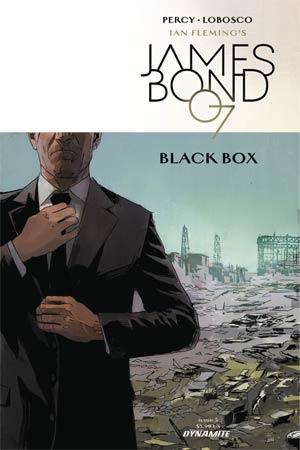James Bond Vol 2 #5 Cover A Regular Dominic Reardon Cover