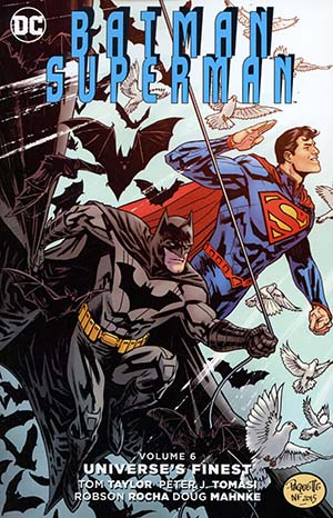 Batman Superman (New 52) Vol 6 Universes Finest TP
