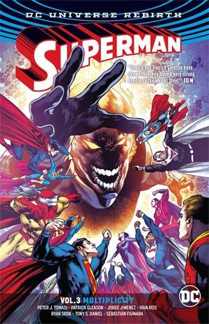Superman (Rebirth) Vol 3 Multiplicity TP