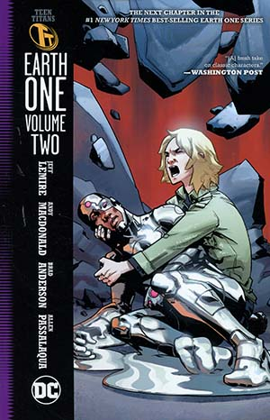Teen Titans Earth One Vol 2 TP