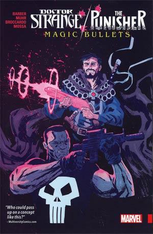 Doctor Strange Punisher Magic Bullets TP