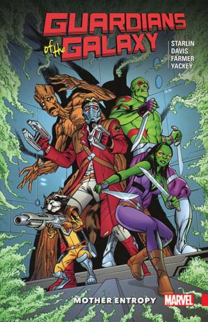 Guardians Of The Galaxy Mother Entropy TP