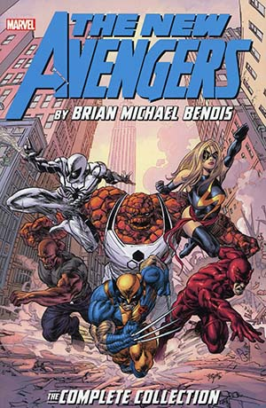 New Avengers By Brian Michael Bendis Complete Collection Vol 7 TP