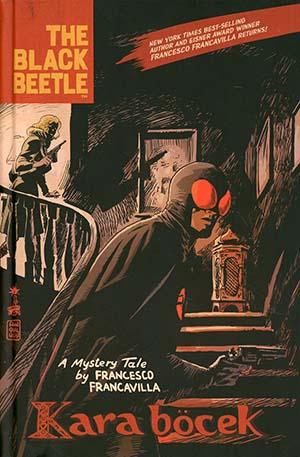 Black Beetle Kara Bocek HC