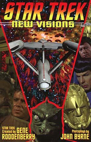 Star Trek New Visions Vol 5 TP