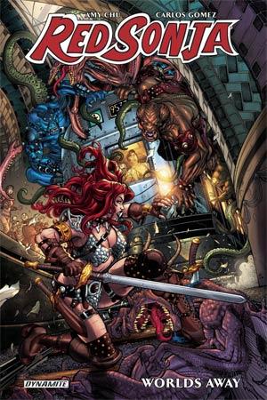 Red Sonja Worlds Away Vol 1 TP