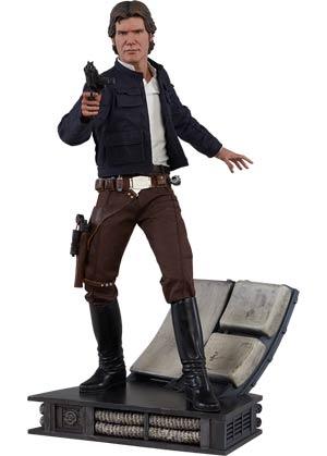 Star Wars Han Solo Premium Format Figure