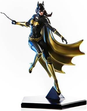 Batman Arkham Knight Art Scale 1/10 - Batgirl Statue