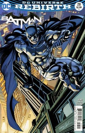 Batman Vol 3 #28 Cover B Variant Neal Adams Cover