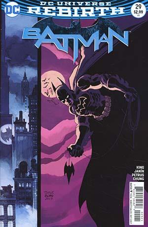 Batman Vol 3 #29 Cover B Variant Tim Sale Cover
