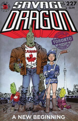 Savage Dragon Vol 2 #227