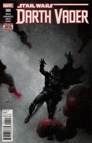 Darth Vader Vol 2 #4 Cover A 1st Ptg Regular Giuseppe Camuncoli Cover
