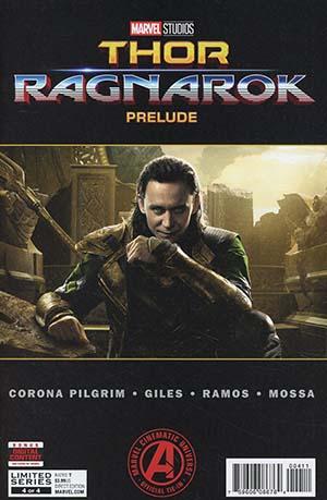 Marvels Thor Ragnarok Prelude #4