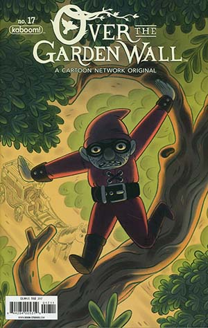 Over The Garden Wall Vol 2 #17 Cover A Regular Jesse Tise Cover