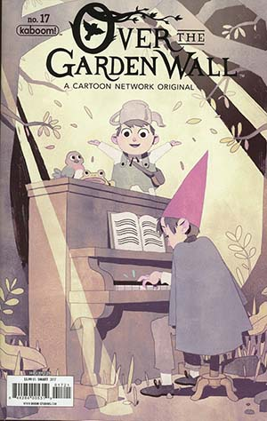 Over The Garden Wall Vol 2 #17 Cover B Variant Kyle Smart Subscription Cover