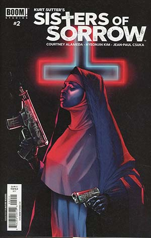 Sisters Of Sorrow #2 Cover A/B (Filled Randomly)