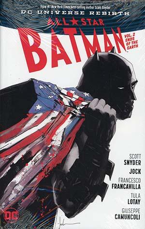All-Star Batman (Rebirth) Vol 2 Ends Of The Earth HC
