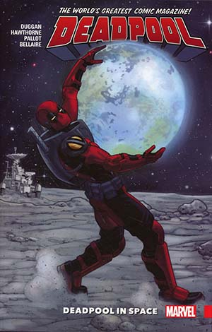 Deadpool Worlds Greatest Vol 9 Deadpool In Space TP
