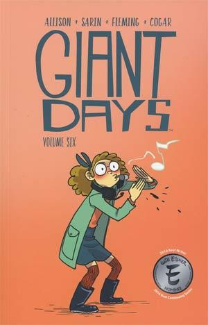 Giant Days Vol 6 TP