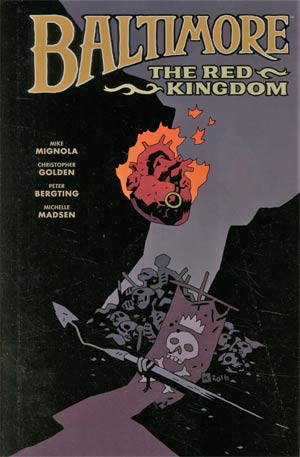 Baltimore Vol 8 The Red Kingdom HC