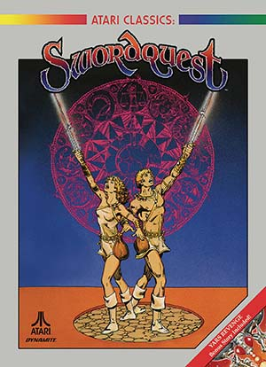 Atari Classics Swordquest TP