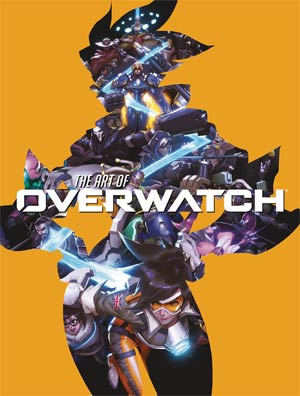 Art Of Overwatch HC Limited Edition