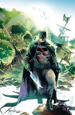 All-Star Batman #14 Cover A Regular Rafael Albuquerque Cover