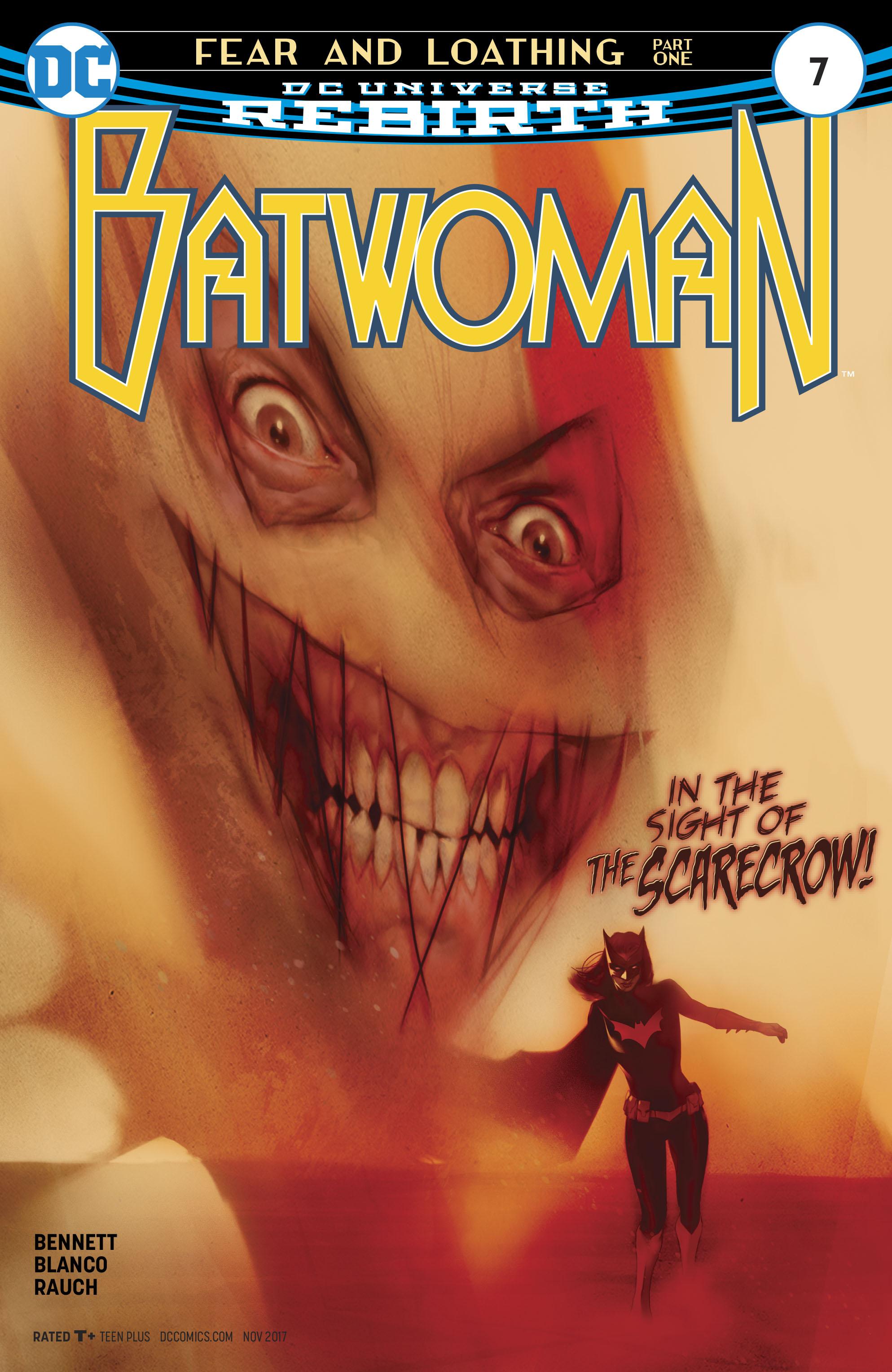 Batwoman Vol 2 #7 Cover A Regular Ben Oliver Cover