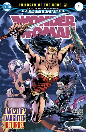 Wonder Woman Vol 5 #31 Cover A Regular Bryan Hitch Cover