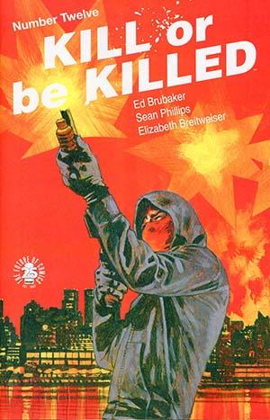 Kill Or Be Killed #12