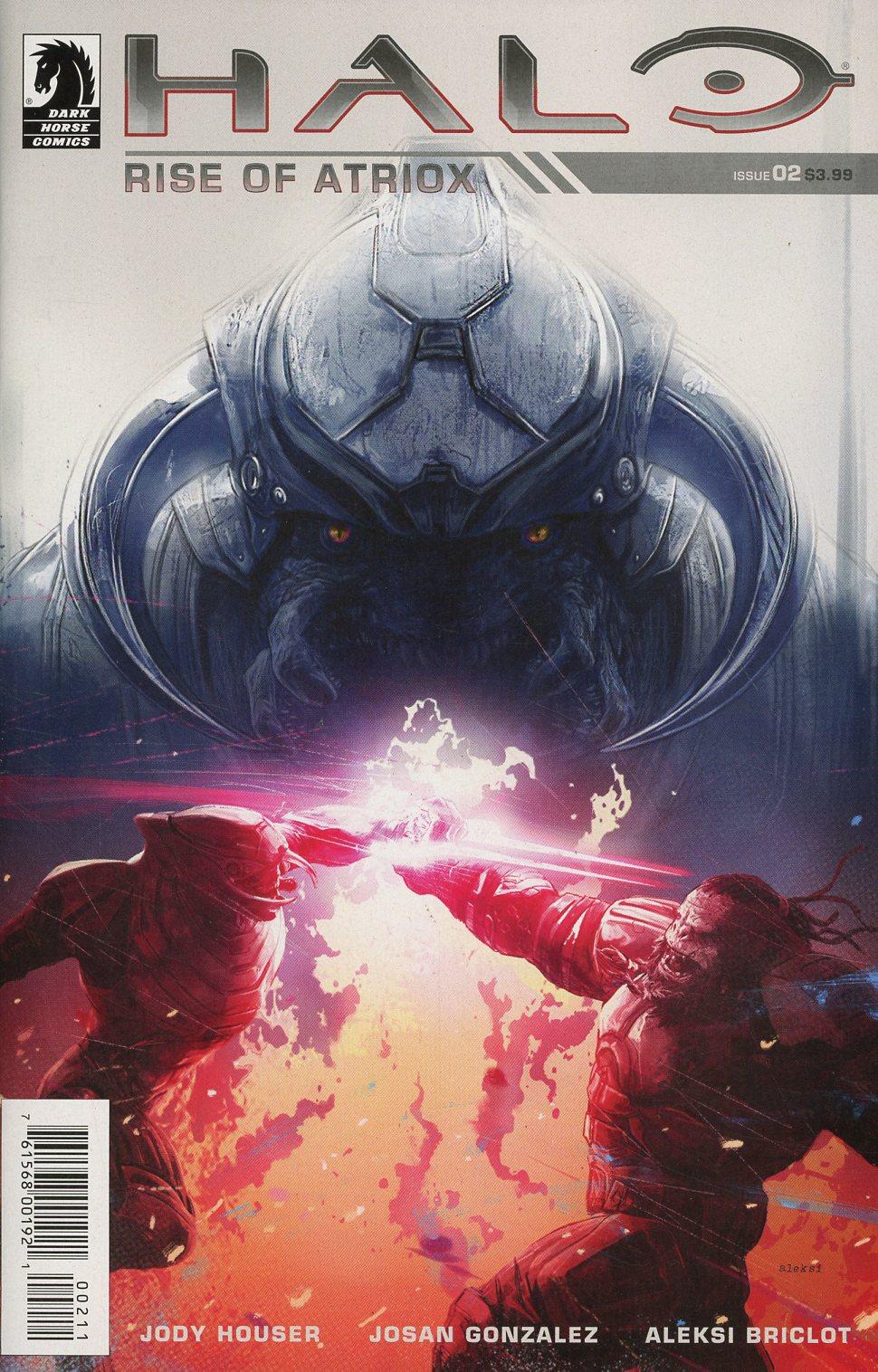Halo Rise Of Atriox #2